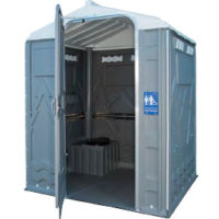 ADA Wheelchair Accessible Toilet Rental